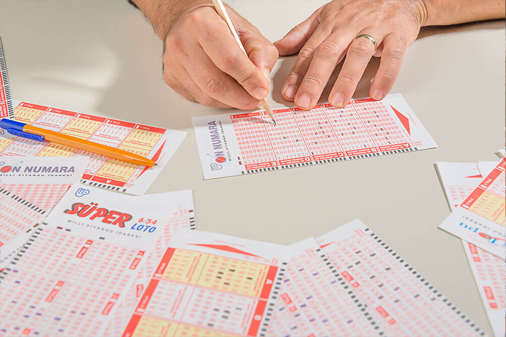 International Lotteries in India